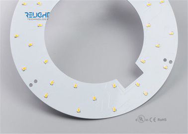 Çin Waterproof Sign LED PCB Module , High CRI LED Module Panel Ring Shape Fabrika